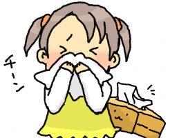 子供の鼻風邪が治らない!そんな時どうすれば!?