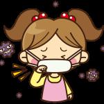 子供の熱が上がったり下がったり!咳も…病気や原因は?対処法も紹介!