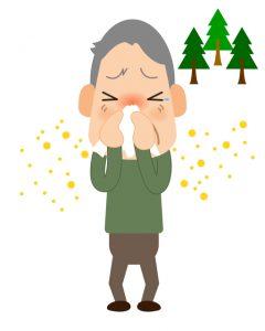 花粉症の薬の副作用で倦怠感などの症状が出ることがある?