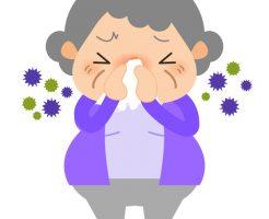 RSウイルス感染症になると大人はどんな症状が出る?期間はどれくらい?