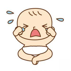 赤ちゃんがとびひになる原因とは?治らない場合どうすれば!?