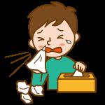 子供の熱が上がったり下がったり!鼻水も…病気や原因は?対処法も紹介!
