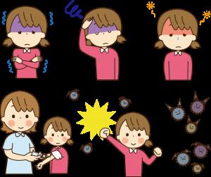 子供の熱が上がったり下がったり!5日や1週間も続く病気や原因とは?対処法も紹介!