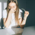 目の違和感・角膜炎かも?角膜炎の原因と対処法
